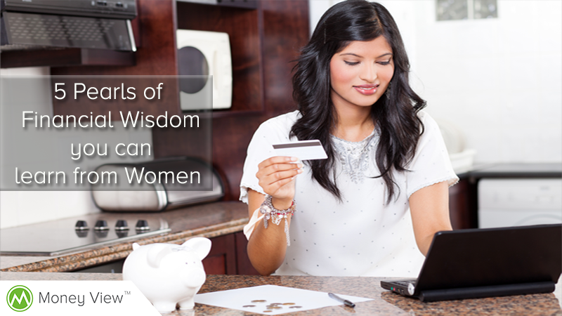 5 Pearls of Financial Wisdom you can learn from Women