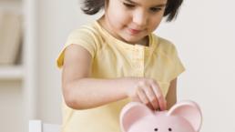 raising money wise children