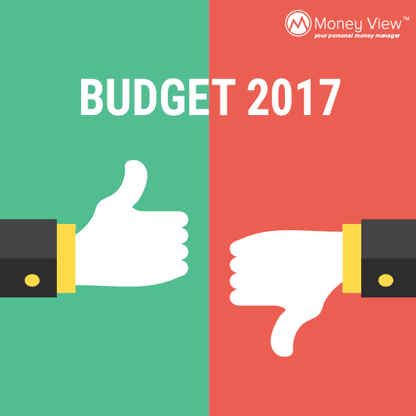 budget 2017 common man