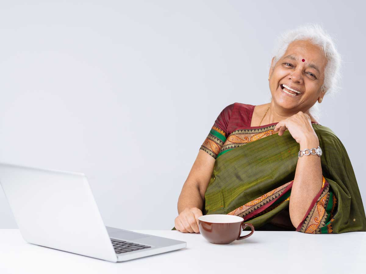 indian women financially prepared retirement