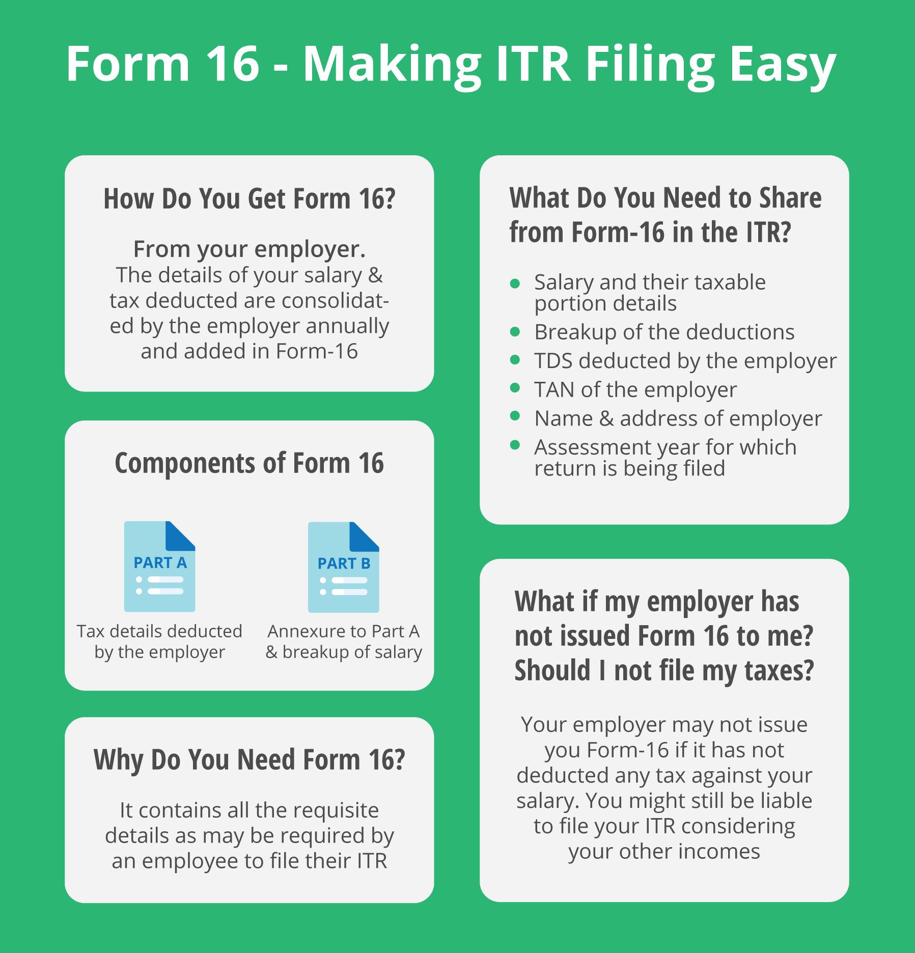 understand form 16