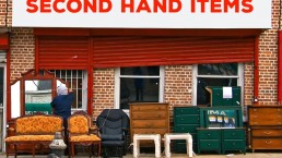 buying second hand used
