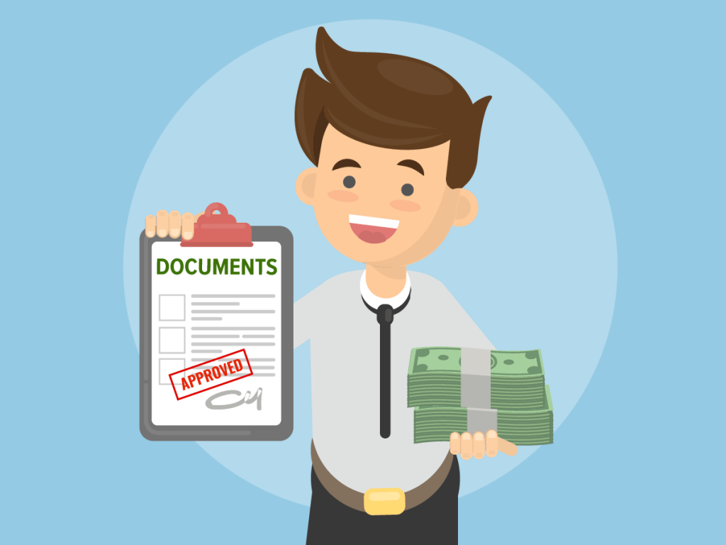 documents personal loan