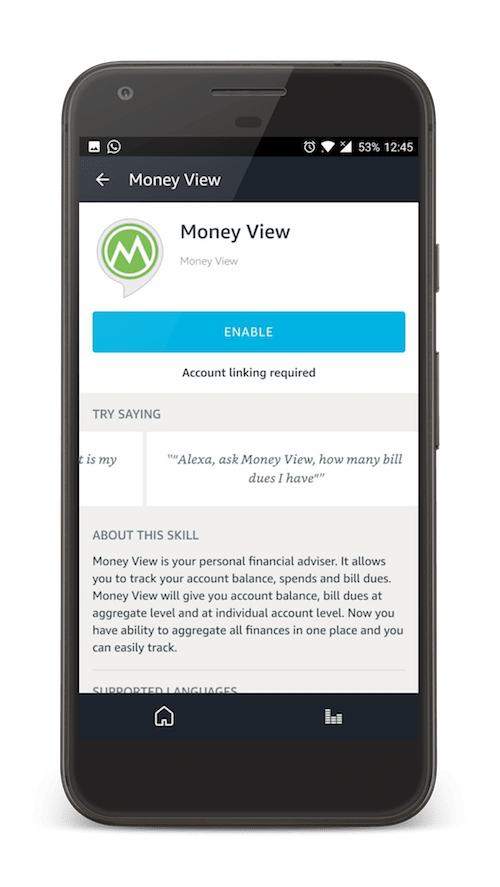 Money-View-Amazon-Alexa-Skill