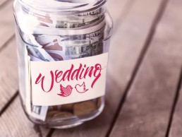save wedding budget