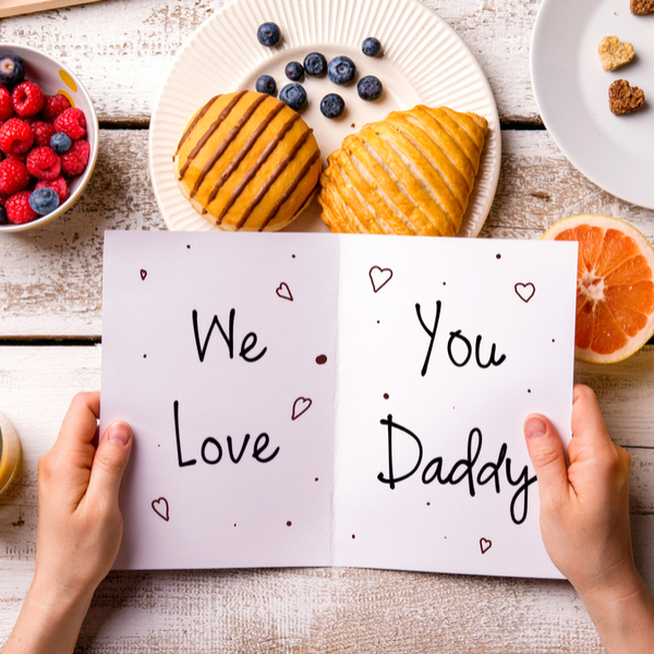 Father's Day Gifts won't cost money