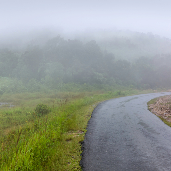 best monsoon destinations in India on a budget