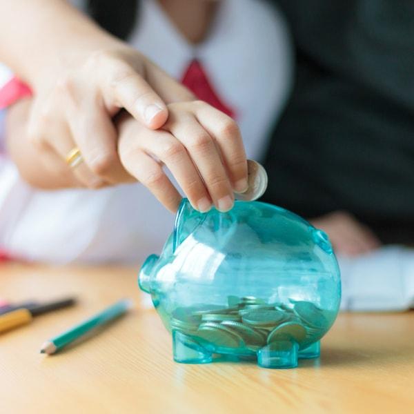 financial literacy children