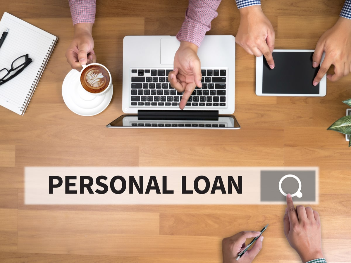 things check personal loan