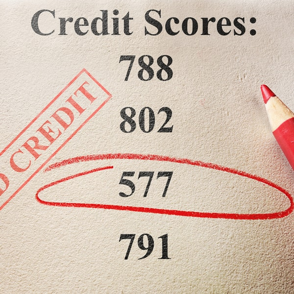debunking myths CIBIL score
