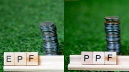 EPF and PPF - A Comparison