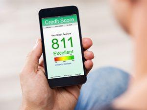 credit score affects EMI