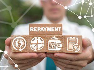 change in repayment term