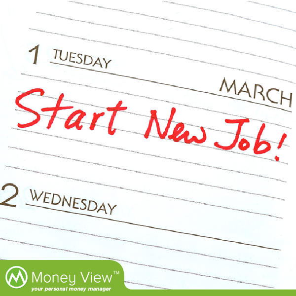 how to prepare financially when changing jobs