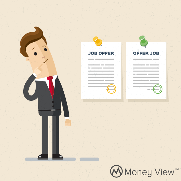 practical guide to comparing two job offers
